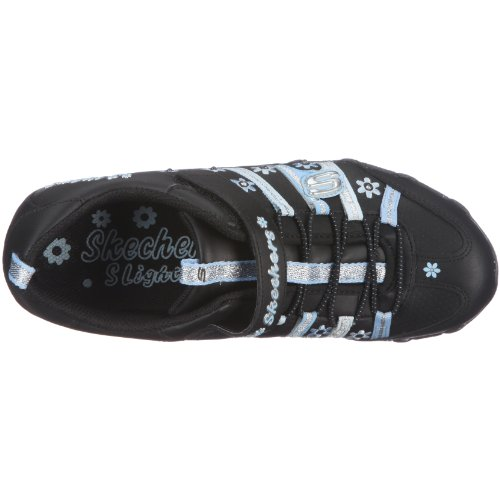 Skechers Liliana Mädchen Sneakers Schwarz (Bklb)