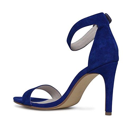 Sacha Sandaletten kobaltblau