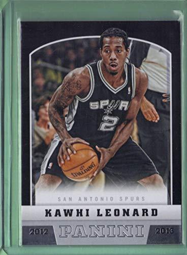 2012-13 Panini #216 Kawhi Leonard RC - Rookie Year