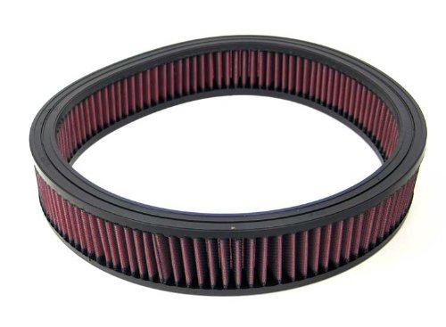 K&N E-1580 High Performance Replacement Air Filter