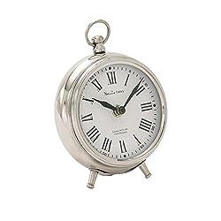 Deco 79 40688 Metal Table Clock