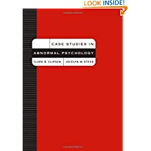Casebook for Abnormal Psychology