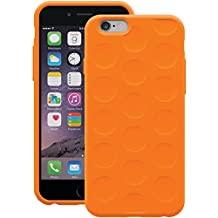 TRIDENT iPhone 6/6s 4.7-Inch 2014 Krios Series Lc Bubble Wrap Case - Retail Packaging - Orange