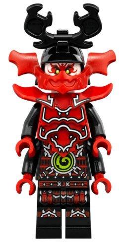 Amazondelego Ninjago Minifigur General Kozu Aus Dem Set 70596 Selten
