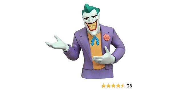 Diamond Select Toys Batman The Animated Series Harley Quinn Vinyl Bust Bank NEW