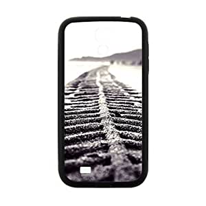 Chevrolet Through The Traces Pace Memories Samsung Galaxy S4 I9500 Case Shell Cover (Laser Technology)