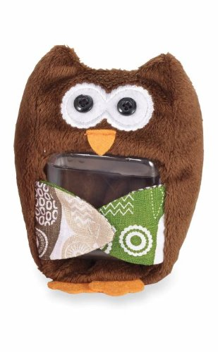 Mud Pie Ouch Pouch Brown