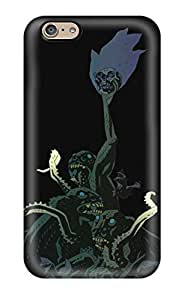Julian B. Mathis's Shop 9973249K93123922 Tpu Fashionable Design B.p.r.d. Rugged Case Cover For Iphone 6 New