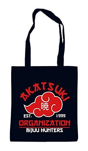 Akatsuki Organization Bag Black Certified Freak
