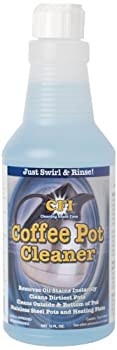 CFI Products Coffee Pot Cleaner Pint