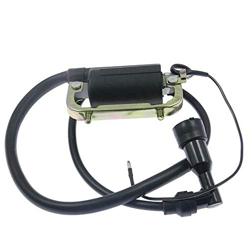 - JahyShow Ignition Coil with Spark Plug Cap for Honda CT90 CM91 Trail 90 Replaces 30530-102-780