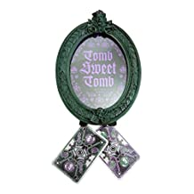 Disney Park Haunted Mansion 5 x 7 Oval Photo Frame