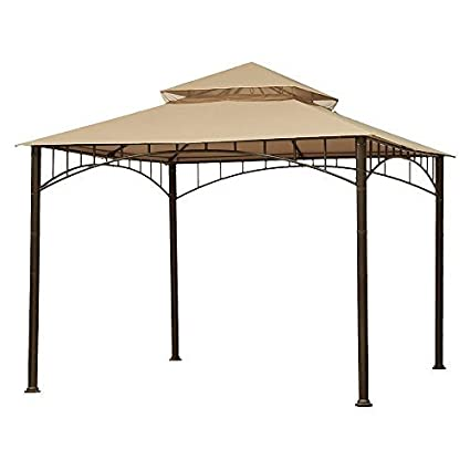 Garden Winds Madaga Gazebo Replacement Canopy RipLock 350 (Will Only Fit the Madaga Gazebo  sc 1 st  Amazon.com & Amazon.com : Garden Winds Madaga Gazebo Replacement Canopy ...
