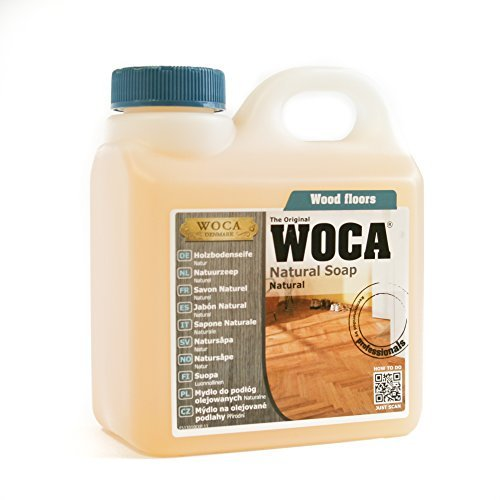 WOCA Natural Soap 1 Liter - Soap Floor