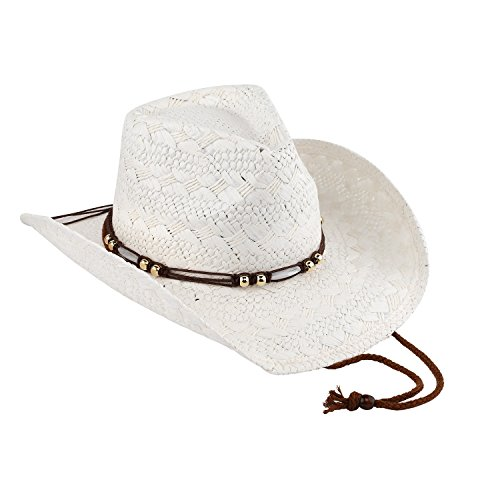 Old Stone Jess Women's Cowboy Drifter Style, White