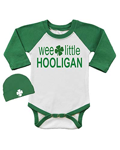 with St. Patrick's Day for Babies design