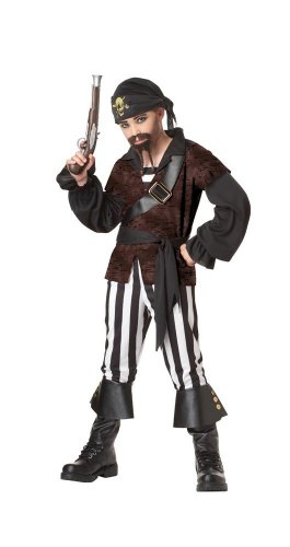 California Costumes Swashbuckler Child Costume (XLarge 12-14)