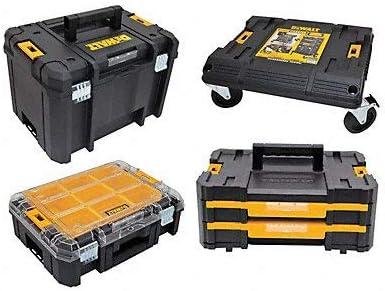 Dewalt - Caja de herramientas (13 x 4-1/2 x 5 cm): Amazon.es: Amazon.es