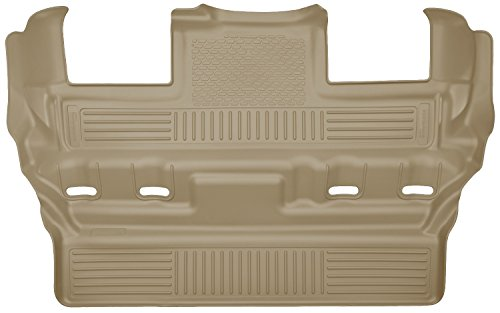 Husky Liner 2nd Row Seat (Husky Liners 3rd Seat Floor Liner Fits 15-18 Escalade/Tahoe - 2nd Row Bucket)