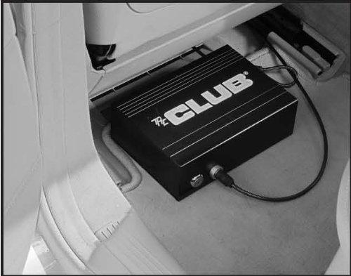 The Club Lb200 Personal Vault Security Lock Box