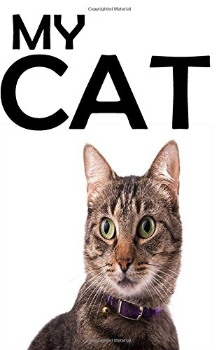 Download My Cat: Internet Password Book , Password Journal , Password Keeper Pocket Size 5x8 (Volume 6) PDF
