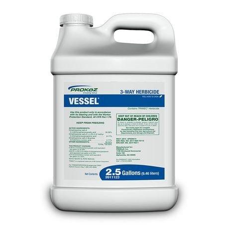 DPD Vessel 3 Way Herbicide 2.5 GAL