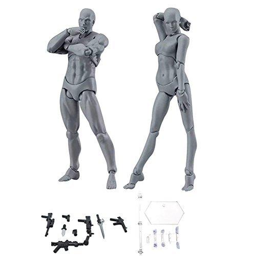 xlpace DX Body Action Figure Doll Model For SHF Version Figures 2.0 Gifts 2 Pcs/Set Action Figure Model