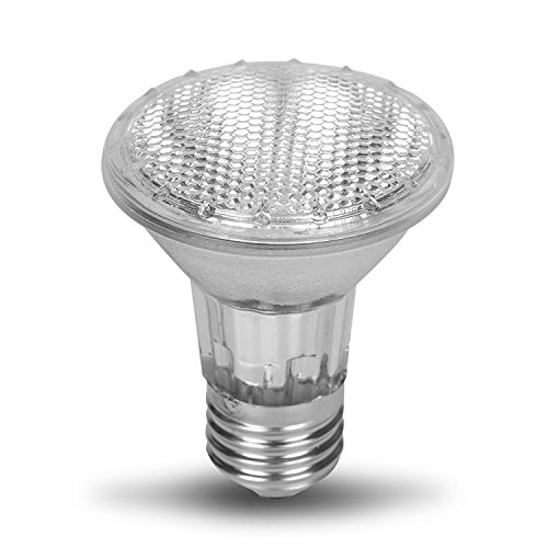 75PAR20/FL 3 Pack Dimmable 130V 75 Watt PAR20 High Output 120V Long Lifetime Halogen Spot Light Bulb-Replace par20 60W 75W Lamp Flood Beam Wide Angle Ceiling Recessed Can Lighting Home Replacement by 12Vmonster (Image #2)