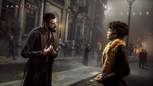 416EnSKBSsL - Vampyr - PlayStation 4