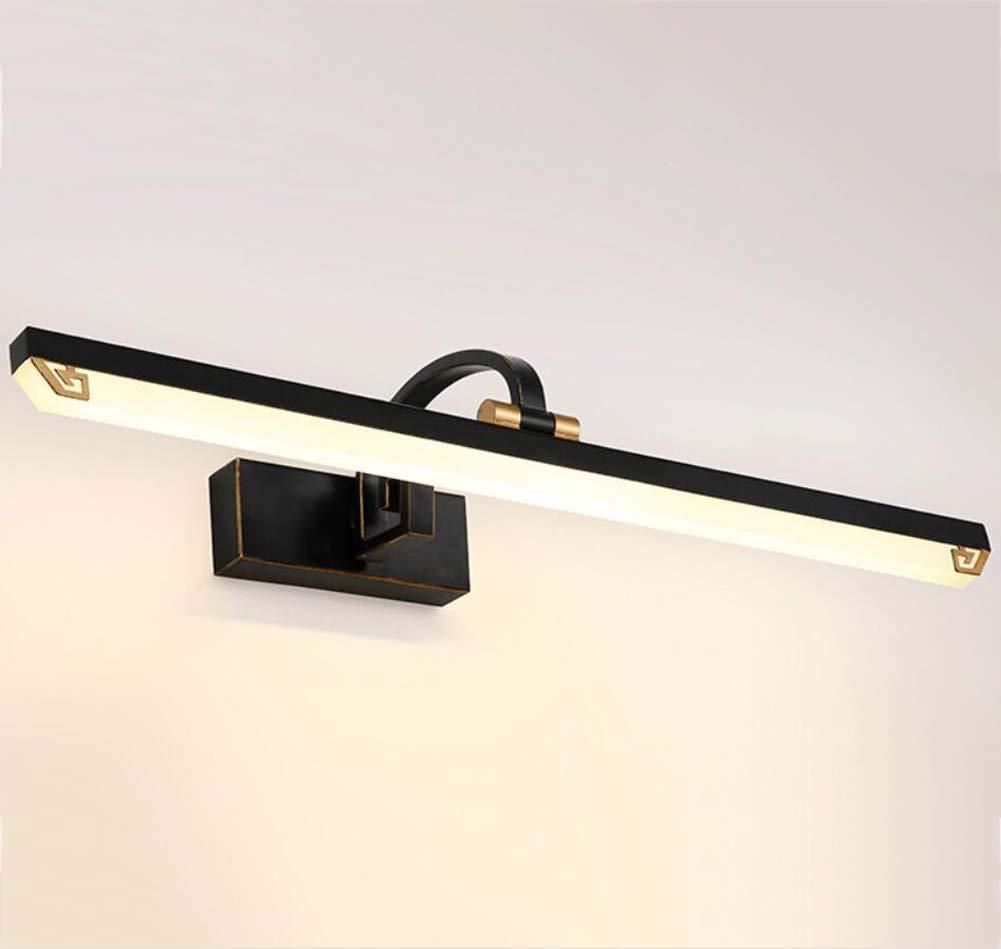 50%OFF LEDミラーライト浴室アクリルアイケアウォールランプ、防水と防曇ミラーフロントライトランプ、家庭用照明や商業照明のための240度の調整 GAOLIQIN dimming, (色 : 3 3 dimming, サイズ : : 71cm) 71cm 3 dimming B07HB1R7NH, 南条郡:f2081833 --- arianechie.dominiotemporario.com