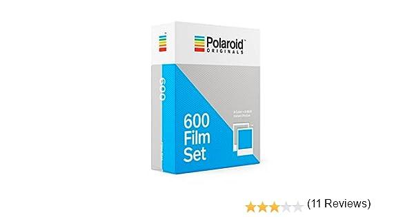 Polaroid Originals 600 - Pack de 2 películas: Amazon.es: Electrónica