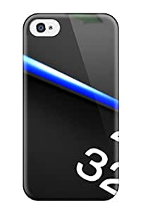 Protection Case For Iphone 4/4s / Case Cover For Iphone(speedometer)