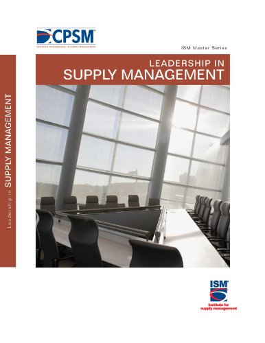 institute for supply management - 5
