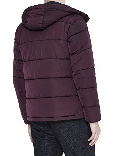 Jushiner bordeaux Cappotto Uomo Marron Celio dvUfqd