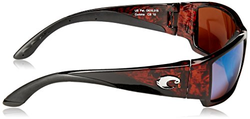 Sunglasses adult Iridium Polarized Wrap Tortoise Cb Unisex 10 Corbina Costa Mar Del Ogmglp fwPHtqR1