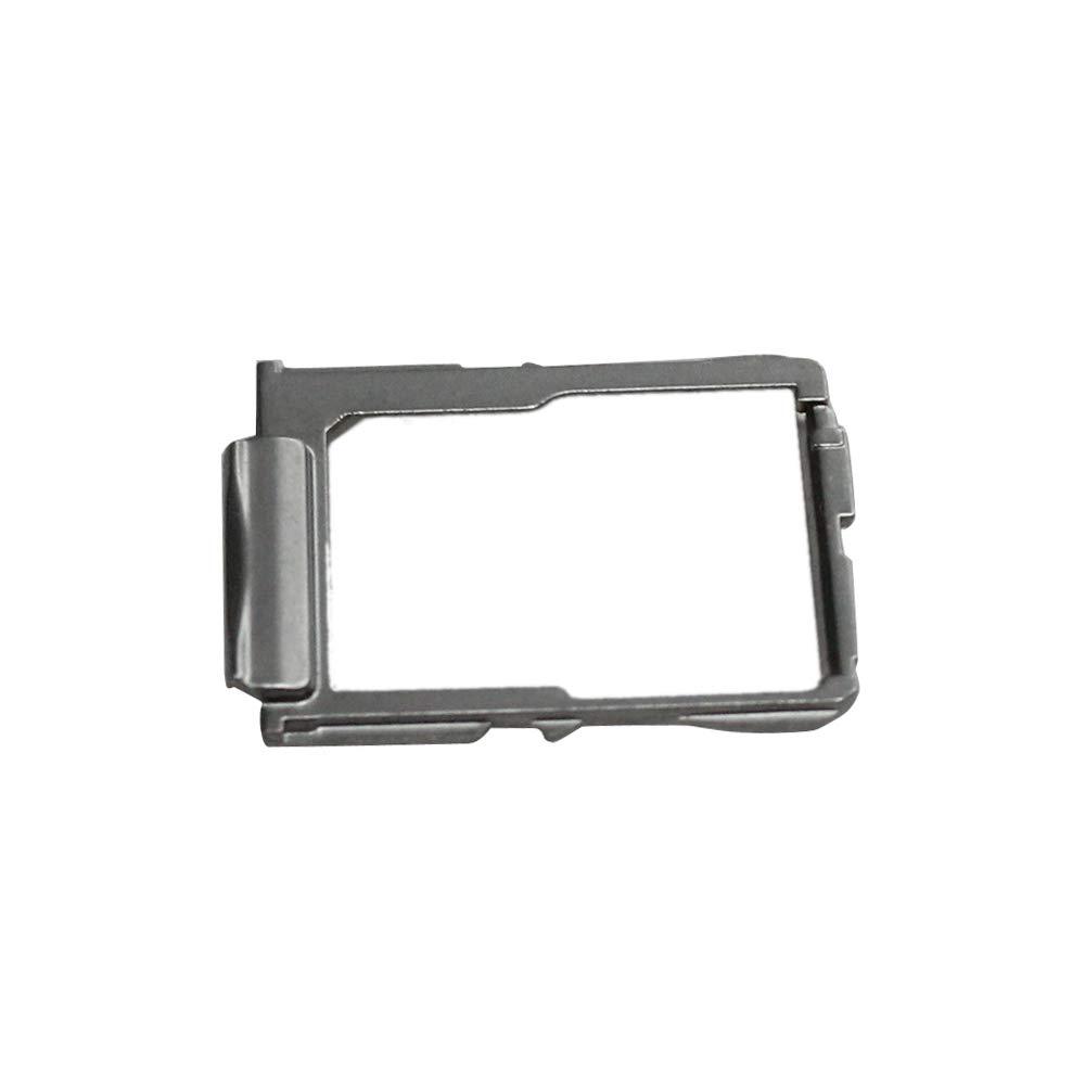 Zahara Sim Tray Sim Card Holder Slot Silver Replacement for LG G Pad 7.0 8.0 4G LTE Tablet V490 V410 UK410