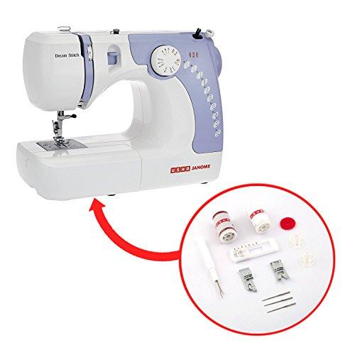 Usha Janome Dream Stitch Automatic Zig Zag Electric Sewing