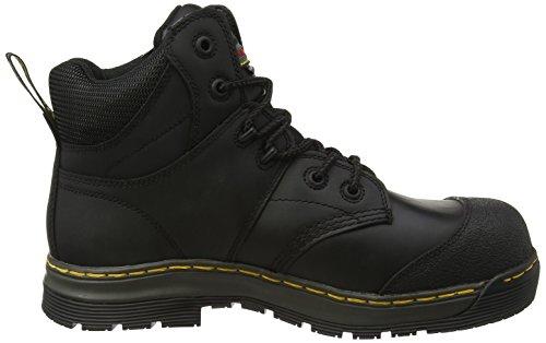 Dr. Martens IndustrialSurge St Waterproof - Zapatos de Seguridad hombre Negro - negro