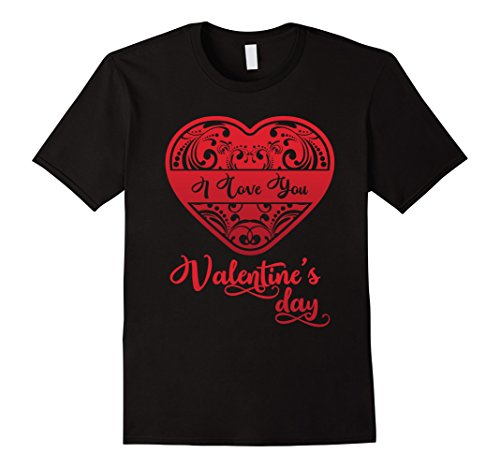 'I Love You' Cute Valentine's Day Shirt