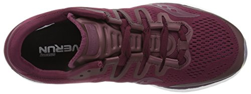Running Unisex Saucony Shoes Iso Burgundy Freedom Road qcqIEp