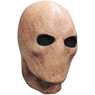 Slender Man Ghost Adult Scary Mask for Halloween