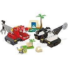 Mega Construx Dinotrux Dino Showdown Building Set