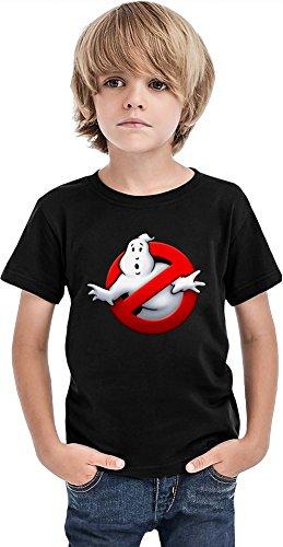 Ghostbusters logo Boys T-shirt