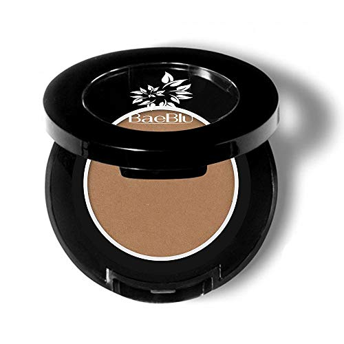 BaeBlu Hypoallergenic Eyeshadow Organic 100% Natural Finely Pressed Velvety Smooth Powder, Made in USA, Bamboo