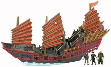Vivid Imaginations Piratas del Caribe – Polar Pirata Micro Barco – Empress: Amazon.es: Juguetes y juegos