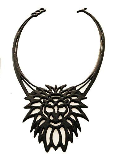 leo-the-lion-unique-lace-art-necklaces-with-a-touch-of-attitude-super-soft-silicone-fashion-jeweller