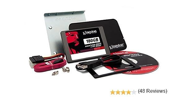 Kingston KC300 - Disco Duro sólido (SSDNow de Empresa 180GB, con ...