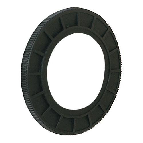 "Cavision Rubber Adapter Ring for the MB4169H 4 x 5.65"" Hard Shade Matte Box & MB413B4x4"" Bellows Matte Box, ID = 85mm"