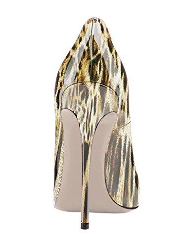 Guoar - Cerrado Mujer Zebra Lack