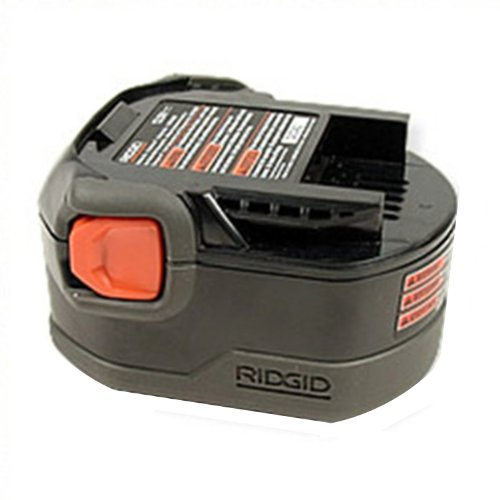 Ridgid 130252003 2-Pack 14v 14 volt NiCad NiCad slide style battery pack New